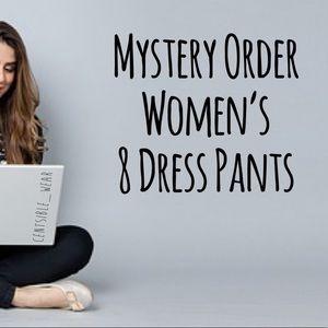 Pants - Women's Dress Pants Bundle